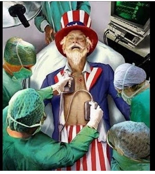 Death of Uncle Sam