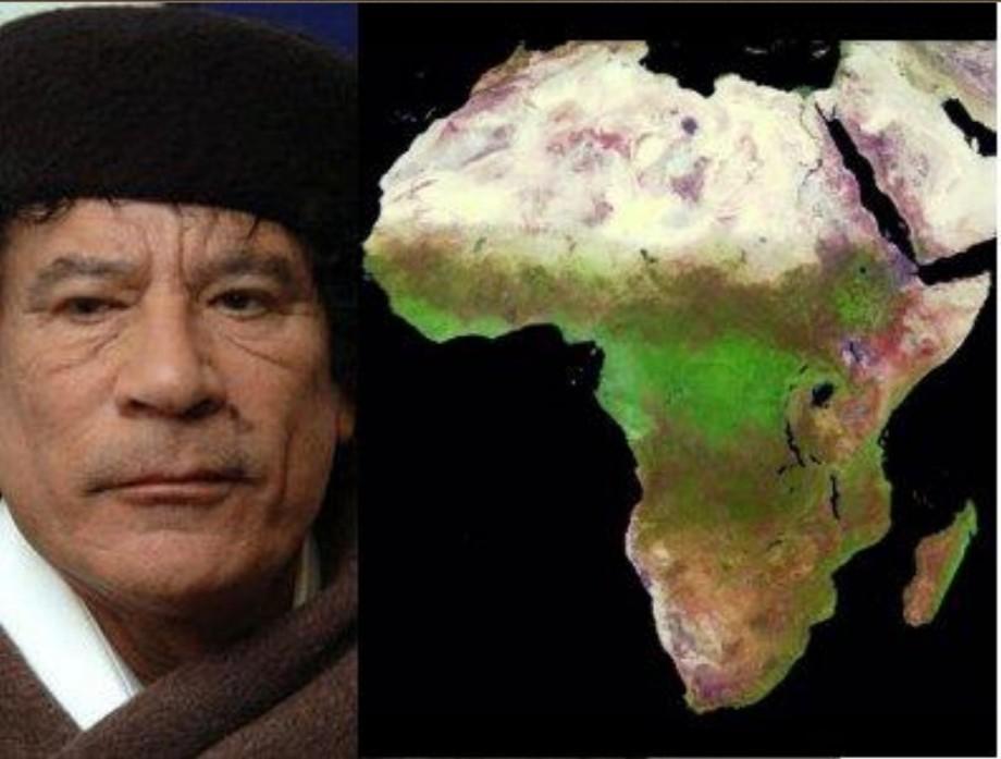 Mu and Africa