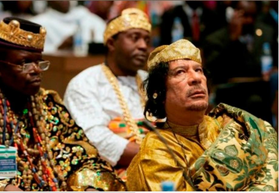 Mu at African Union