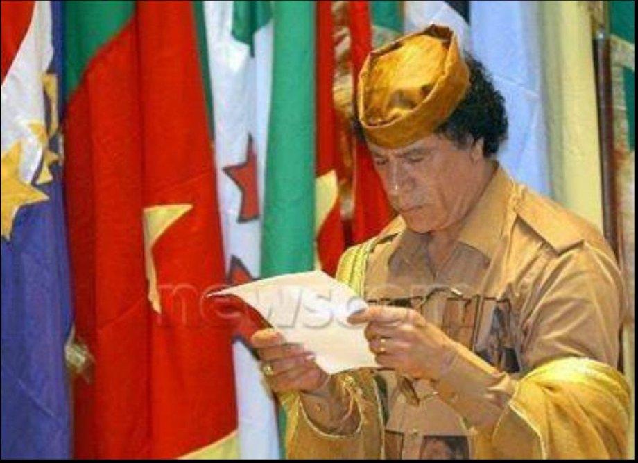 Mu Chairman of the African Union