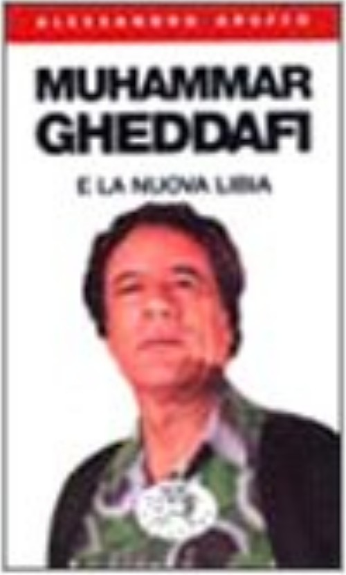 Mu & the New Libya 2001 Italain book
