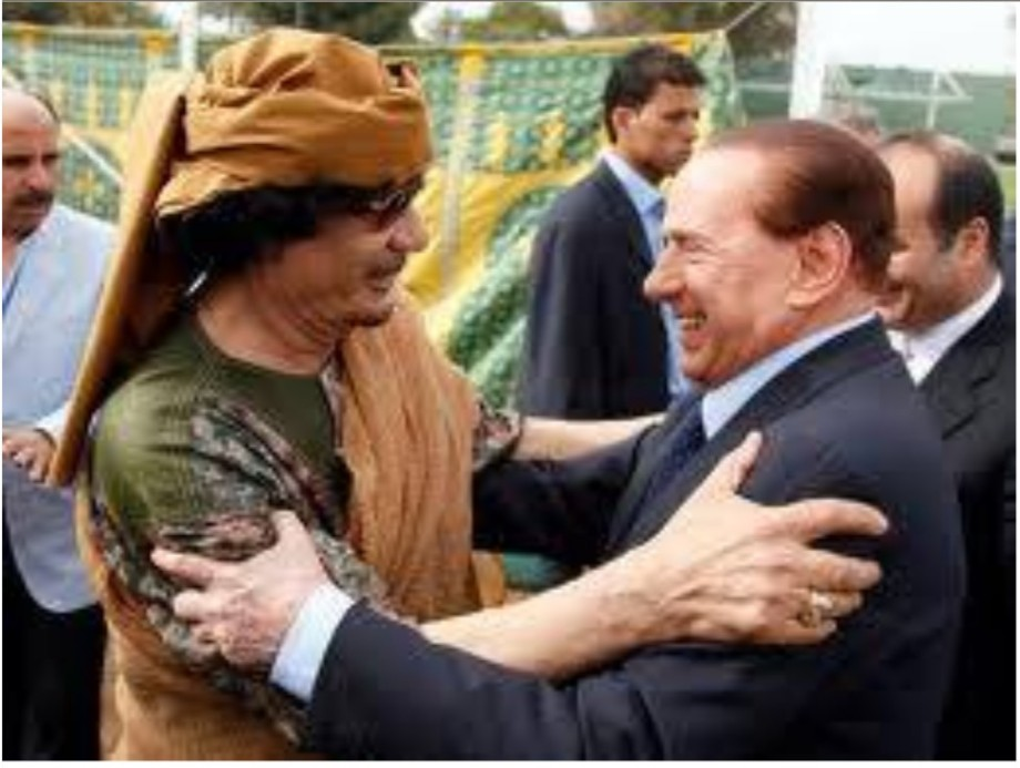 Silvio and Mu
