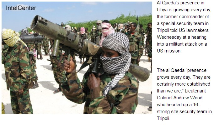 al-Qaeda in Libya
