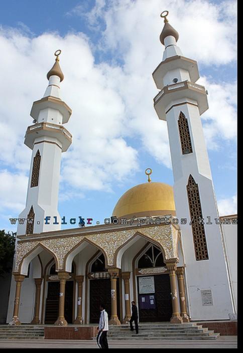 Al Sahaba mosque Derna