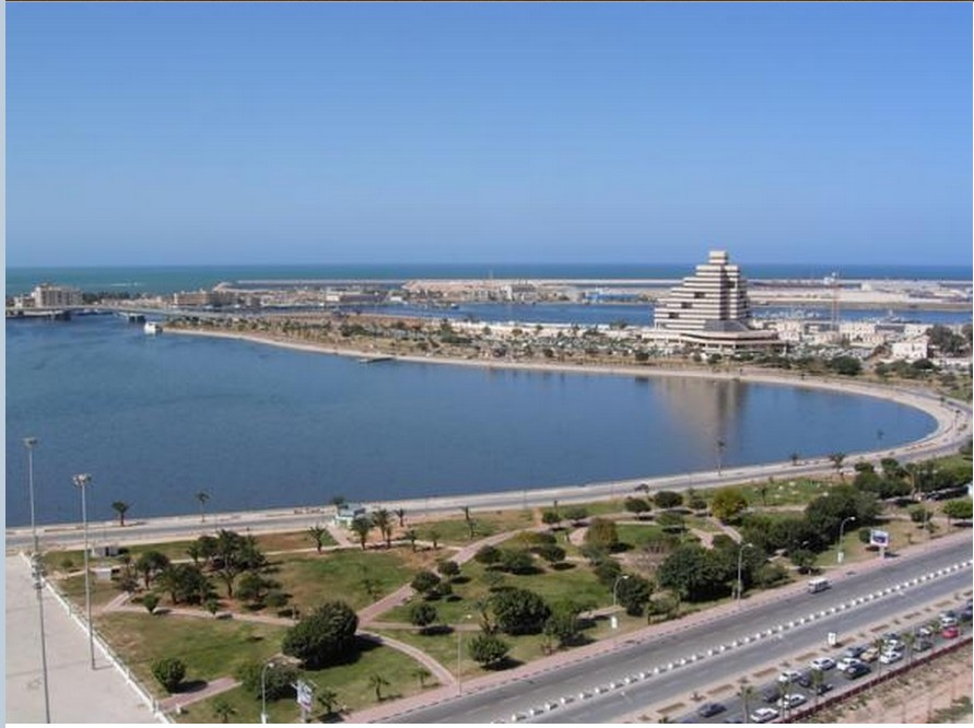 BENGHAZI beautiful