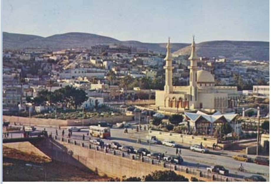 DERNA CITY in LIBYA