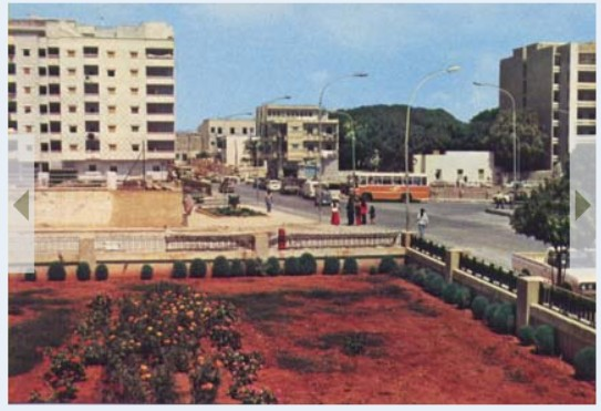 Derna downtown