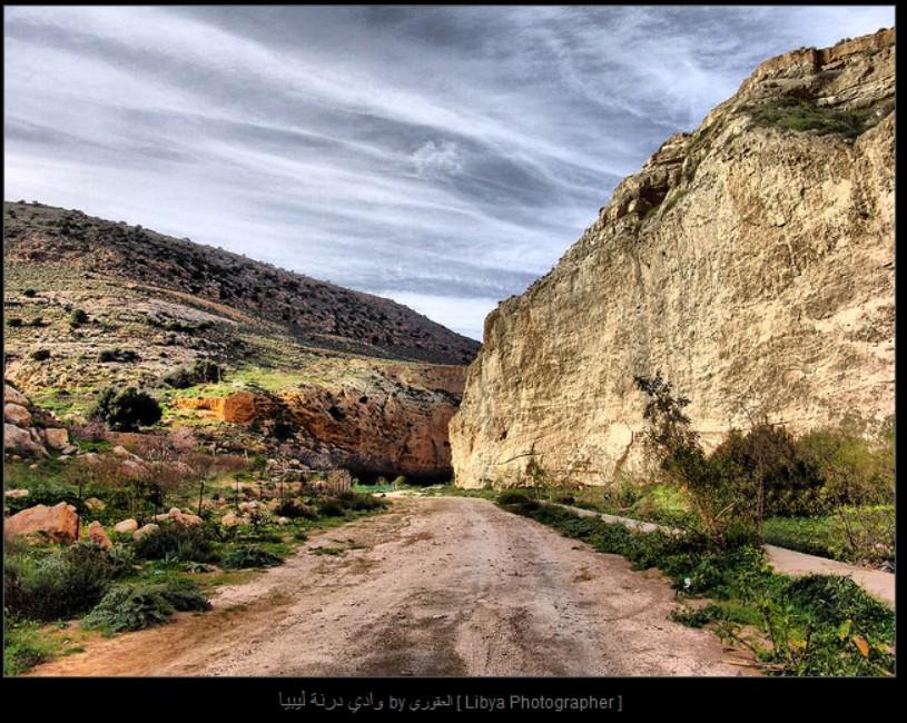 Derna Mountain Pass