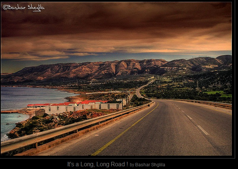 Derna road,