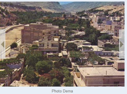 Derna the city