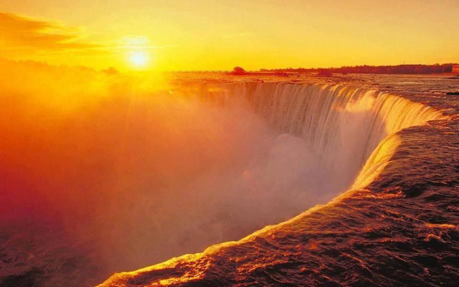 Derna waterfall