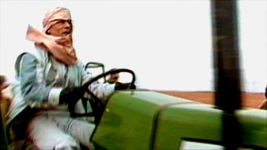 Gadhafi Tractor 1