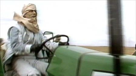 Gadhafi Tractor