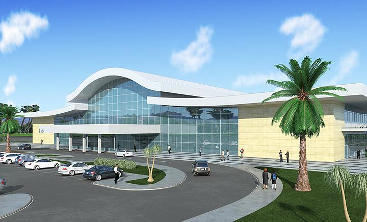 Kufra air terminal