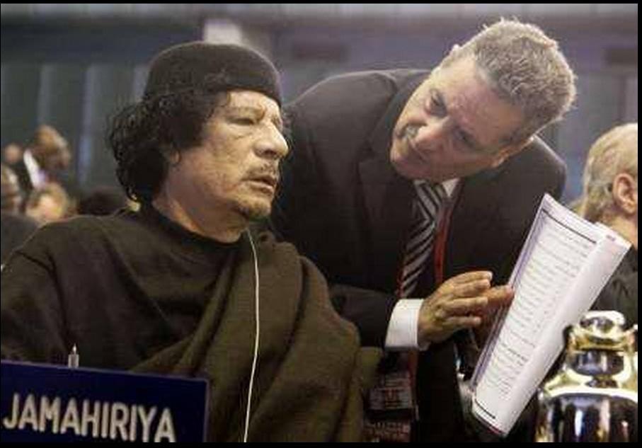 Mu and the lists of prisoners for him and the Great Jamahiriya