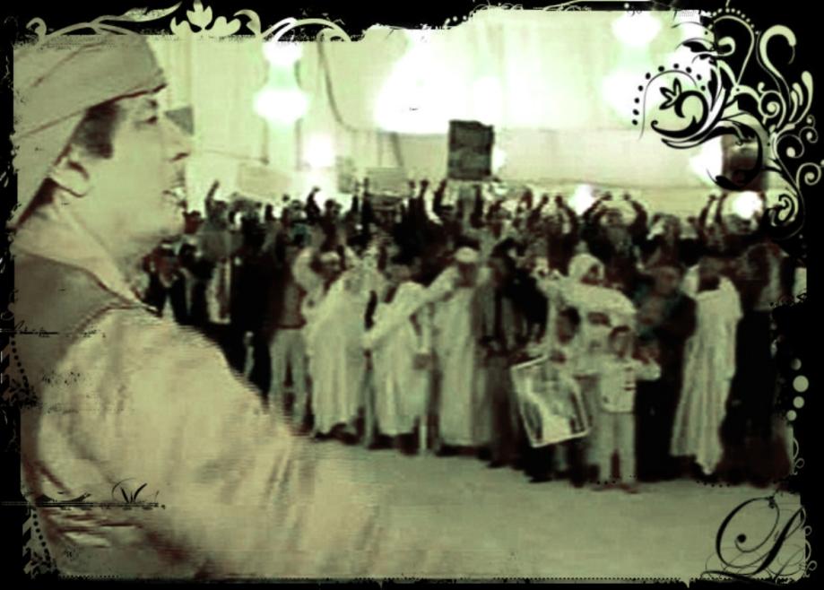 Mu w the Libyan Tribes