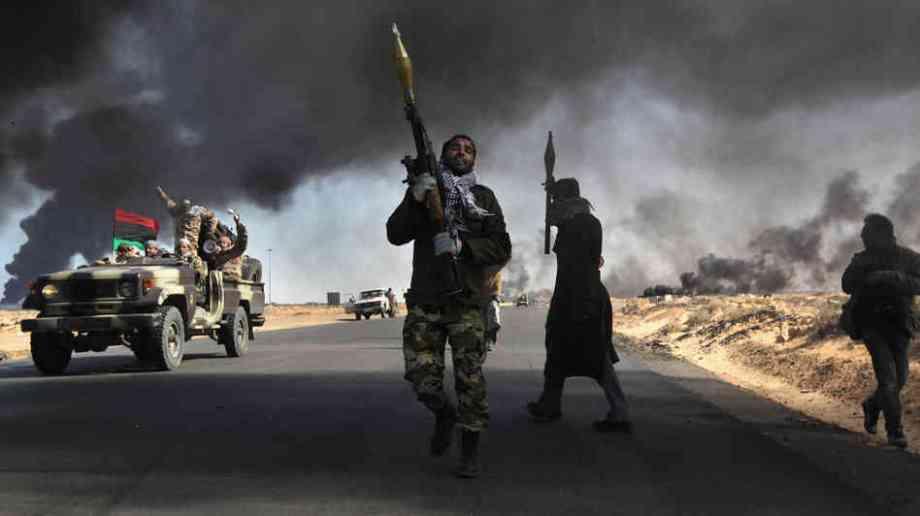 Salafist rule over Libya