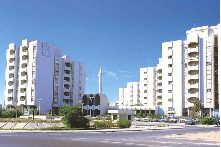 SIRTE URBAN PROJECT 1