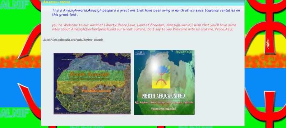 The Amazigh