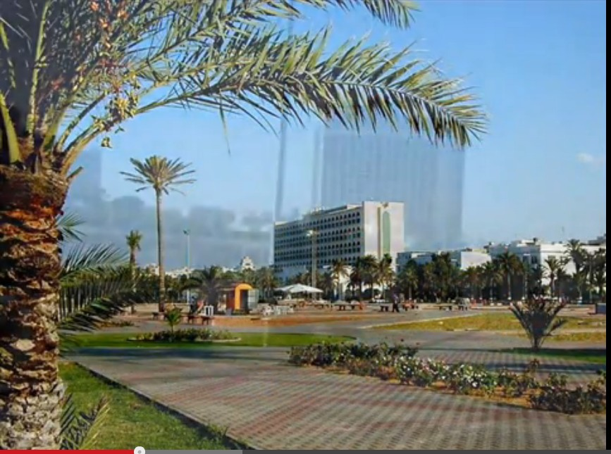 TRIPOLI  broadwalk