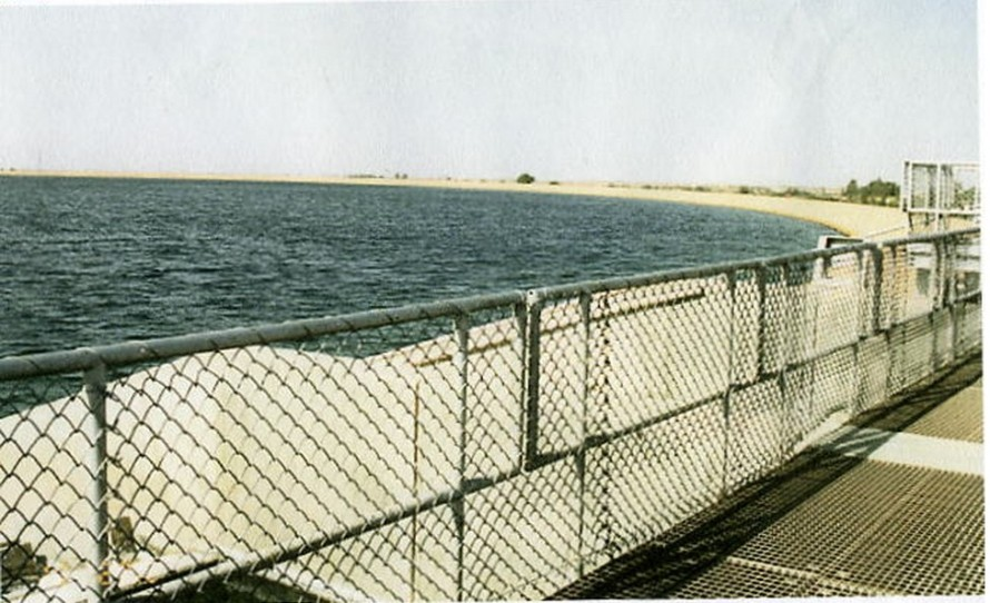 a Resevoir of the GMMR in Libya