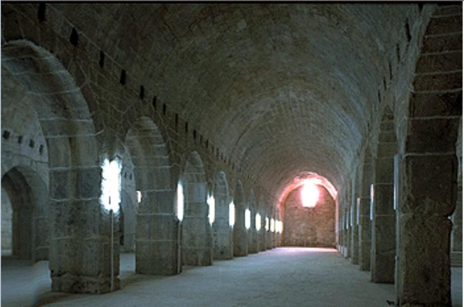 al musalla al-Marwani, inside 2