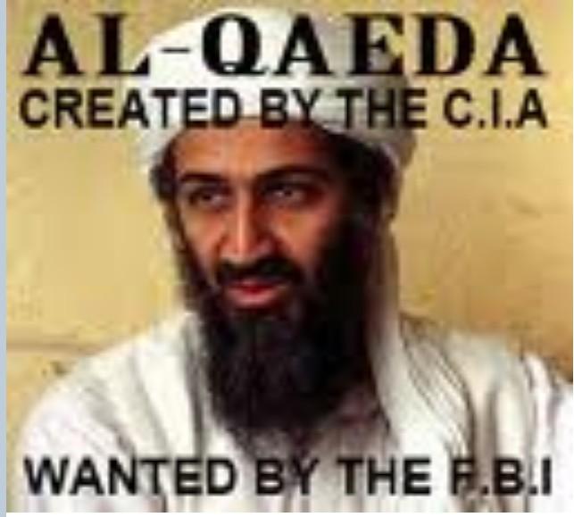 al-Qaeda is CIA