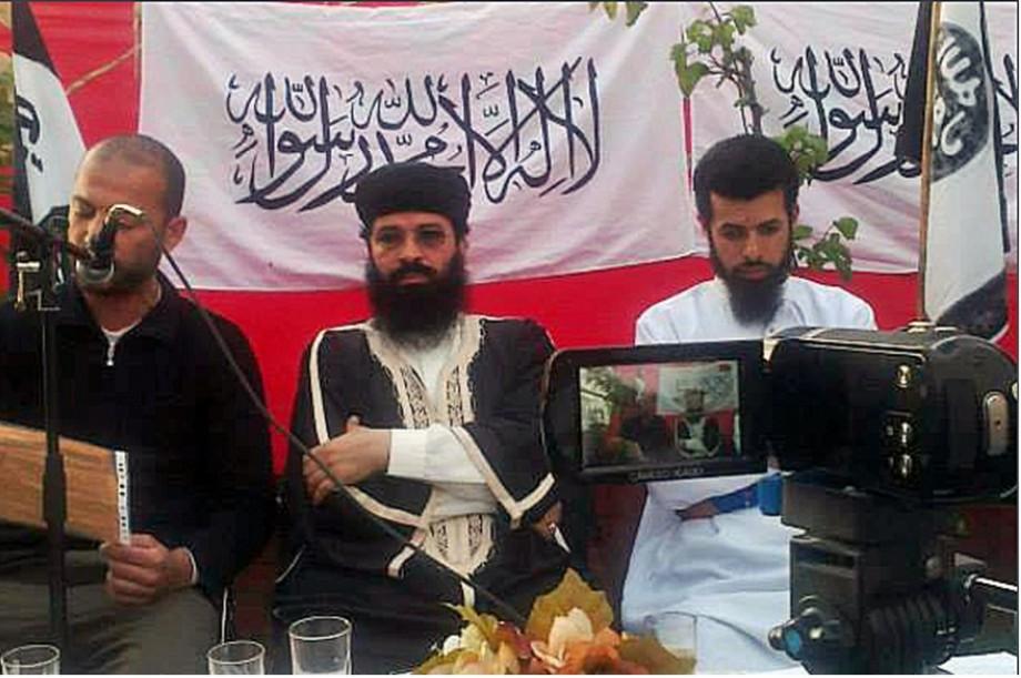 ANSAR al-SHARIA and 'MUSLIM' BROTHERHOOD alliance