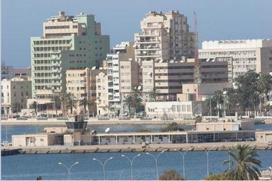 Benghazi sea view