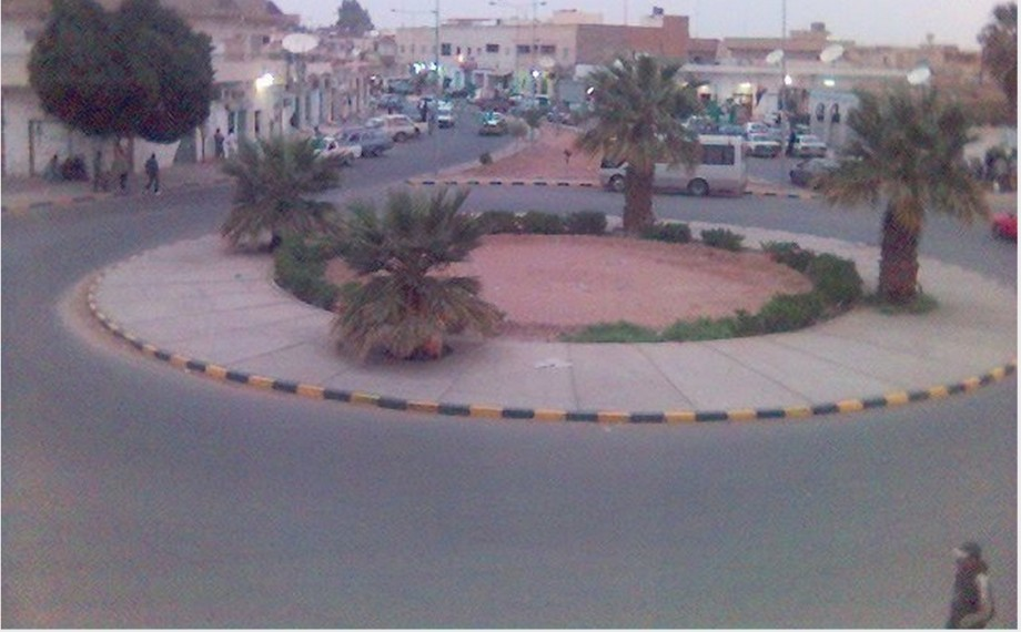 CITY OF  Hun, JUFRAH downtown