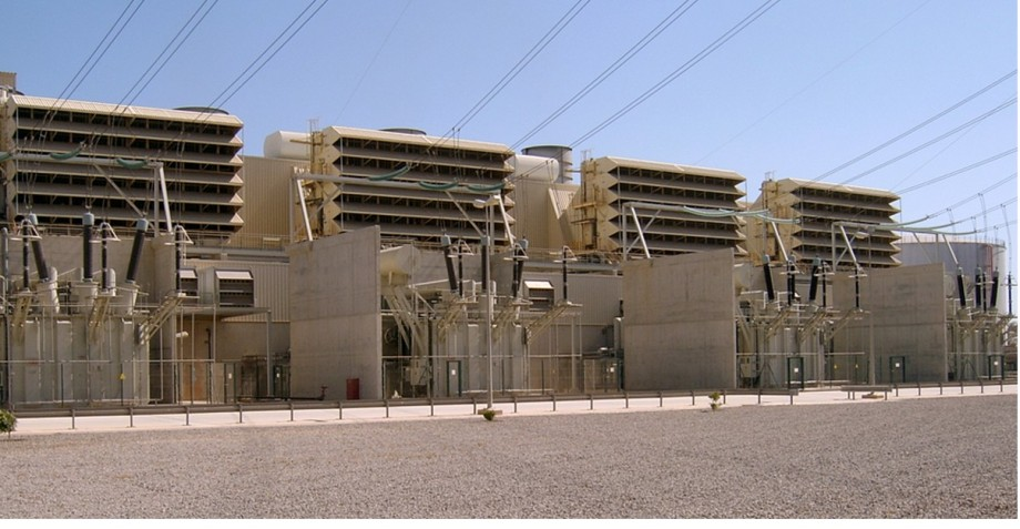 GIS ELECTRIC Substations for GECOL 3 in Libya 2003, 1