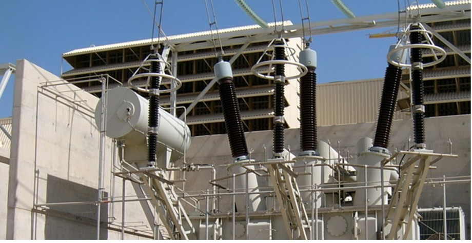 GIS ELECTRIC Substations for GECOL 3 in Libya 2003, 2