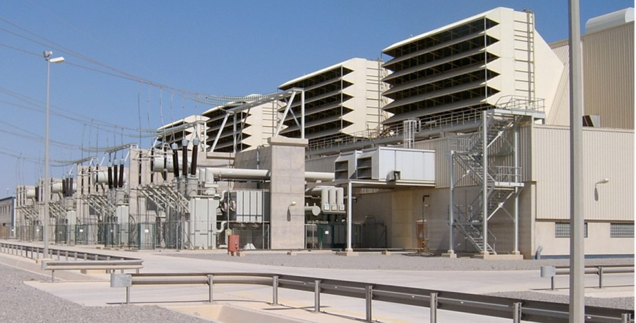 GIS ELECTRIC Substations for GECOL 3 in Libya 2003, 4