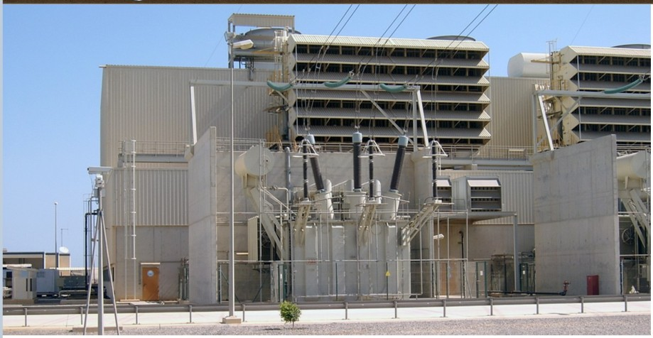 GIS ELECTRIC Substations for GECOL 3 in Libya 2003, 6