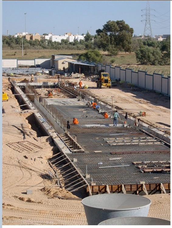 GIS ELECTRIC Substations for GECOL 3 in Libya 2003, 7