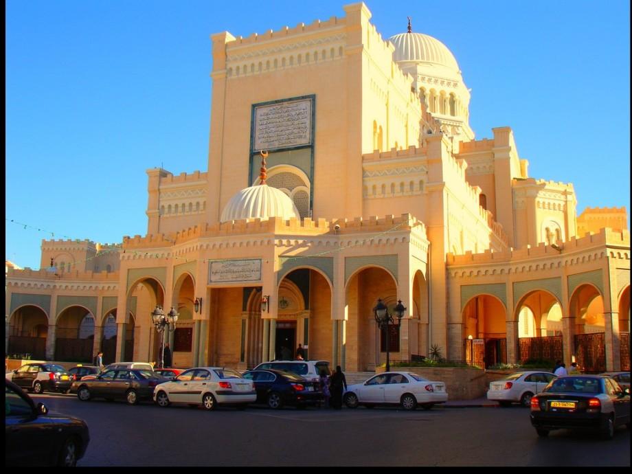 Grande Mosque, Tripoli