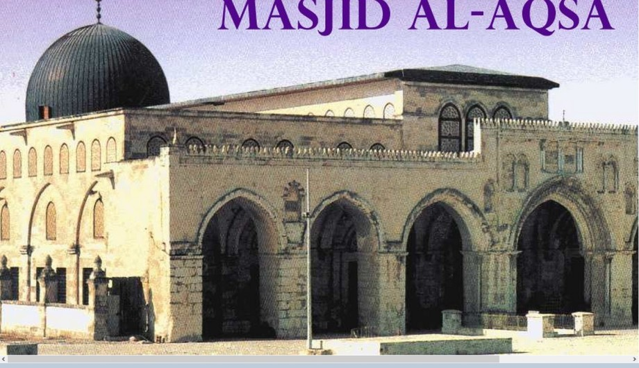 masjid al-aqsa mosque (LARGE)