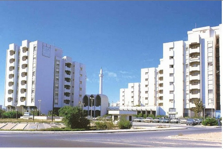 Muammar al-Qathafi's Urban park project for 2009