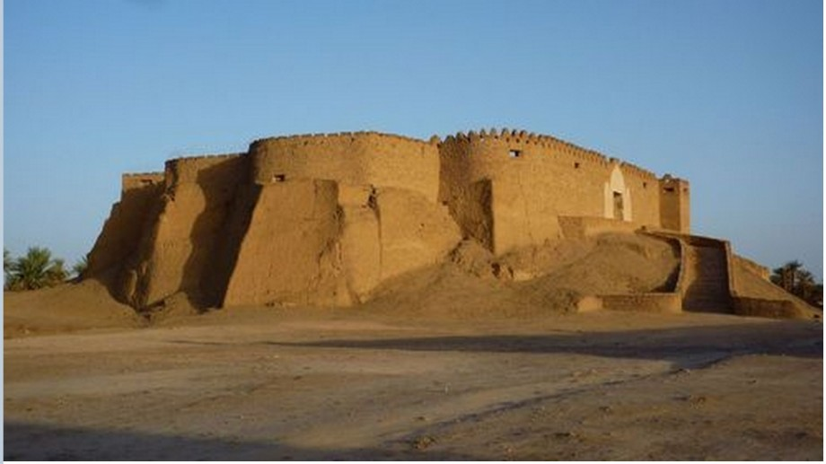 Ottoman Era fortress at Murzuq