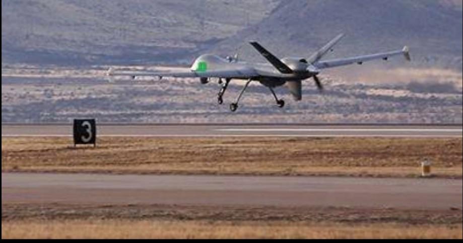 SAADI's drone