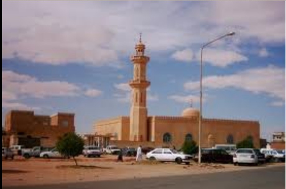 The Sabha Mosque