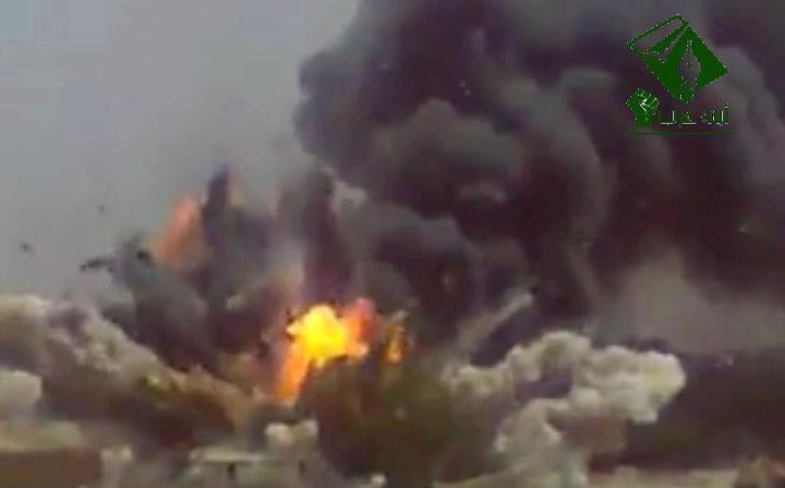 ZAIDANE's GNC  bombing Racdalin