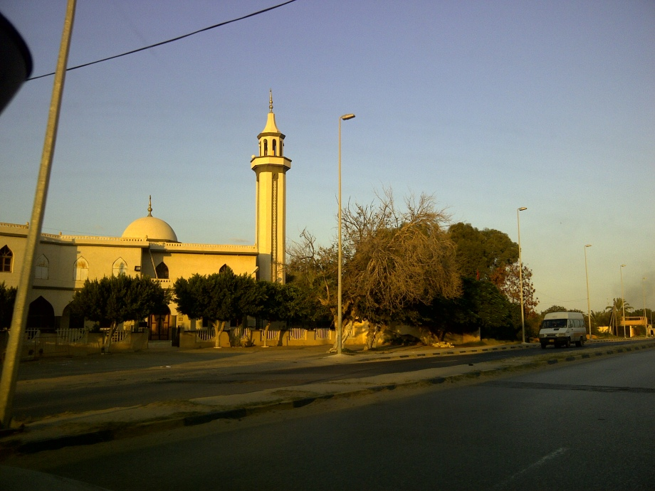 TRIPOLI mosque 2 in Ain ZARA