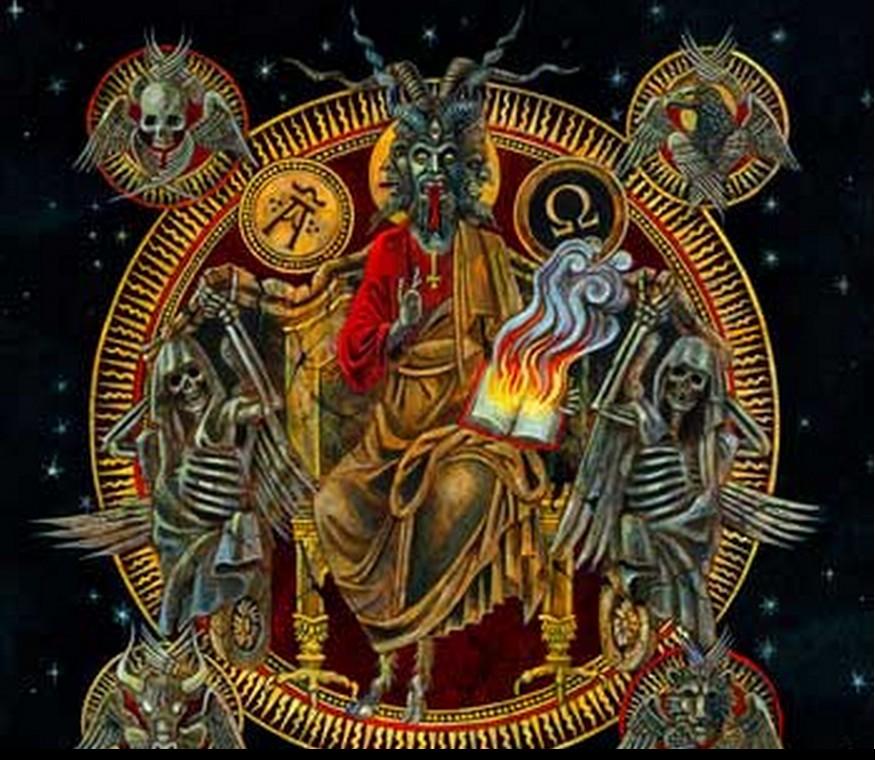 Shield of SATAN