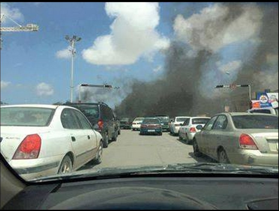AIRPORT RD, TRIPOLI