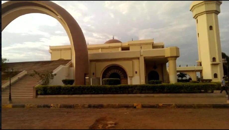 Gaddafi Mosque in Kampala, UGANDA
