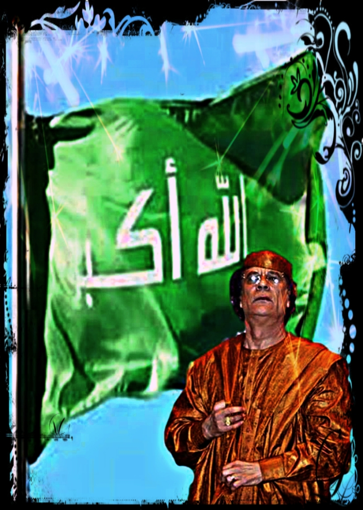 Mu w GREEN FLAG