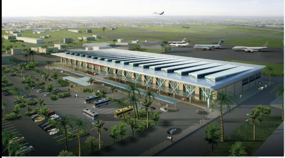 'We built' airport in Benghazi 2