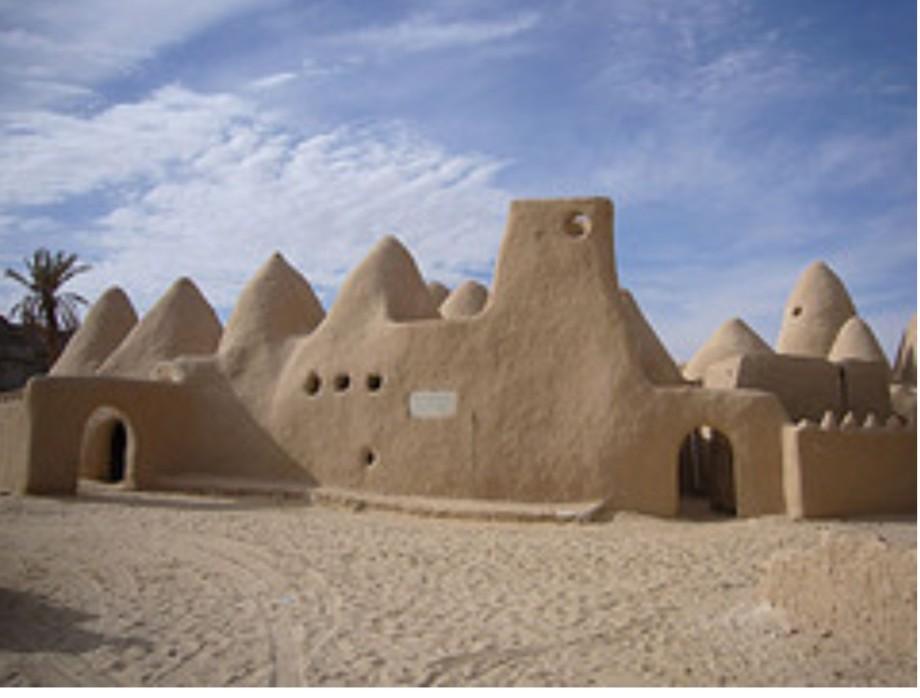 Awjilah Mosque Sammy Naas