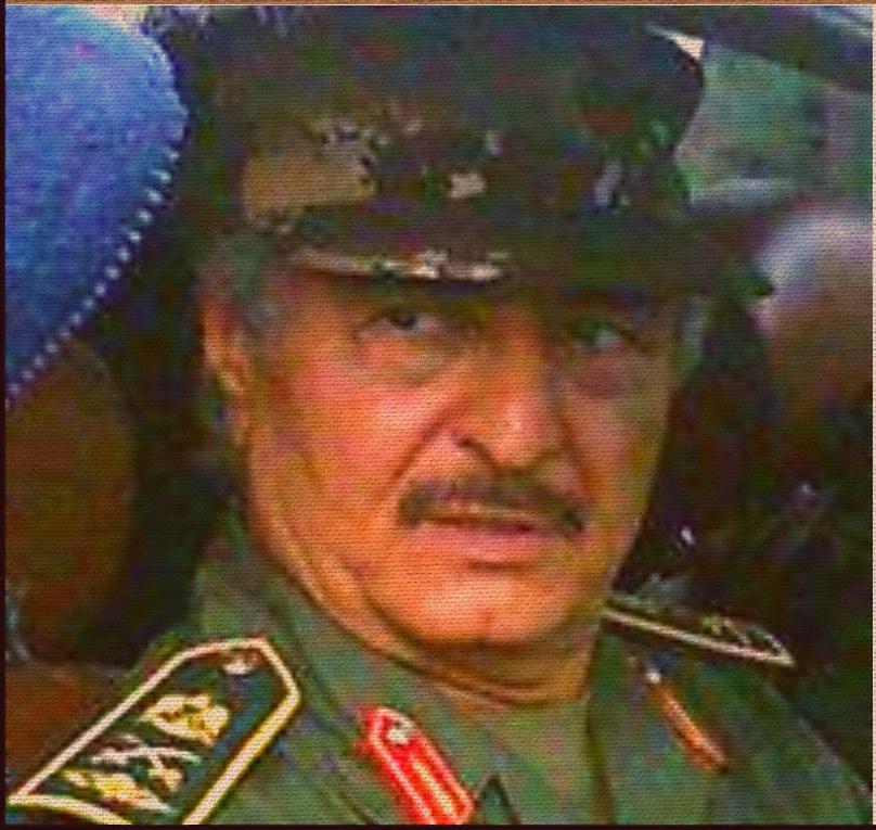 General Hftar